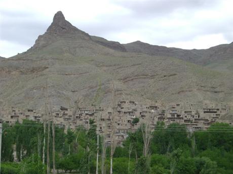روستای گوش مشهد
